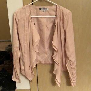Long sleeve Jennifer Lopez sweater/ jacket